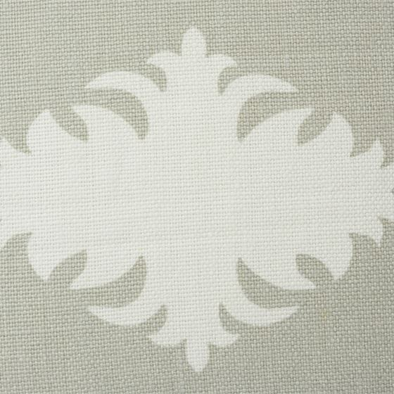 """So17503004 Garden Of Persia 18"""" Pillow Dove By Schumacher Furniture and Accessories 4"""