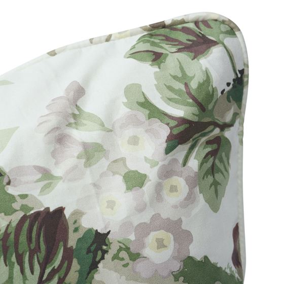 """So17720104 Nancy 18"""" Pillow Grisaille By Schumacher Furniture and Accessories 4"""